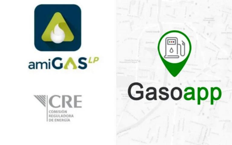 AmiGas y Gasoapp, las aplicaciones que te ayudarán a verificar precios del gas y gasolinas