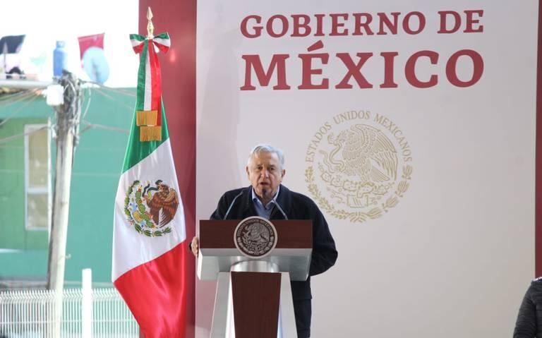 Advierte AMLO que vigilará elección extraordinaria en Puebla