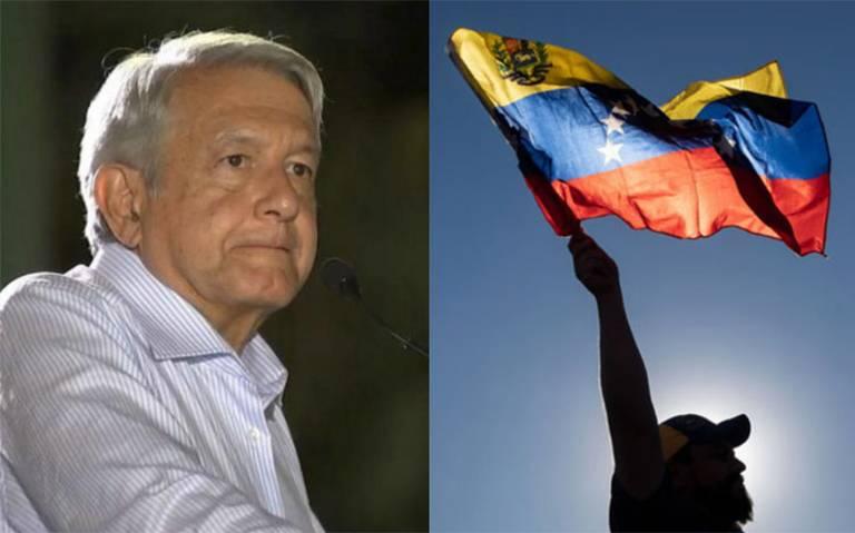 México mantendrá su principio de no intervención sobre crisis en Venezuela