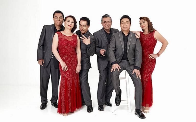 Los Ángeles Azules se alistan para conciertos en el Auditorio Nacional
