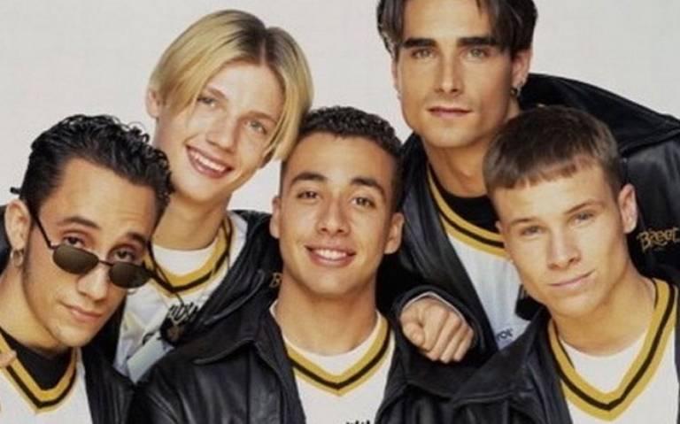 Nostalgia en Festival Viña del Mar con el regreso de los Backstreet Boys