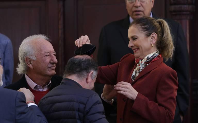 Campaña de Beatriz Gutiérrez con la Iglesia no afecta el estado laico: AMLO