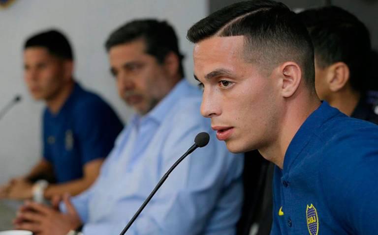 """""""Tata"""" me ofreció jugar para México: Marcone"""