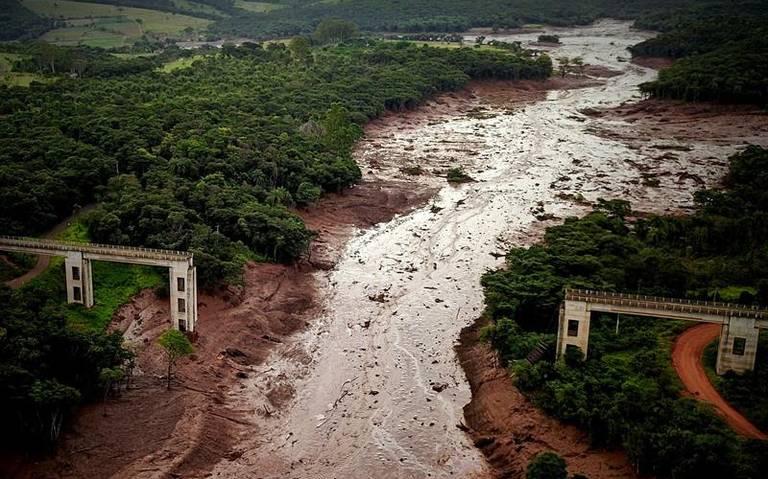 Tragedia en Brasil: ruptura de presa deja muertos y desaparecidos