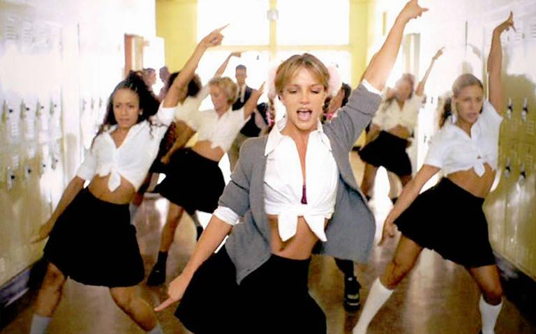 ¿Viejo? Cumple 20 años Baby One More Time de Britney Spears