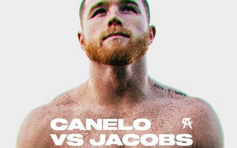 Canelo peleará contra Jacobs el próximo 4 de mayo en Las Vegas