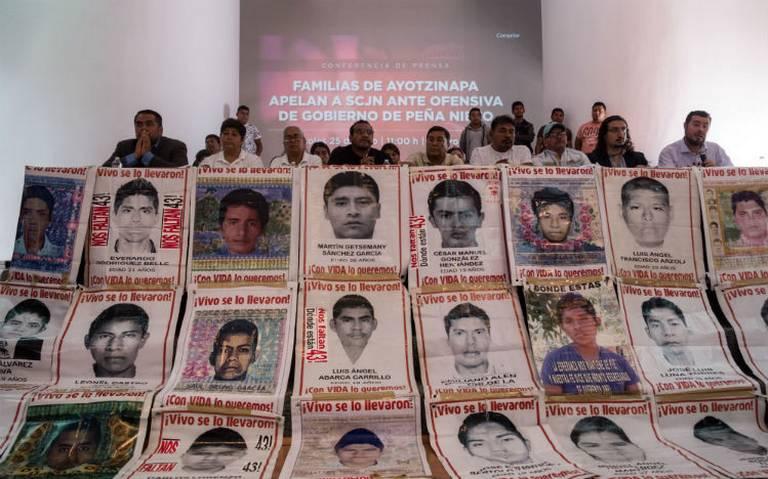 Segob retomará todas las líneas de investigación en caso Iguala