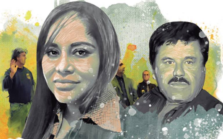 """Para mi reina que es un amor"", revelan romántica carta de El Chapo a exdiputada"