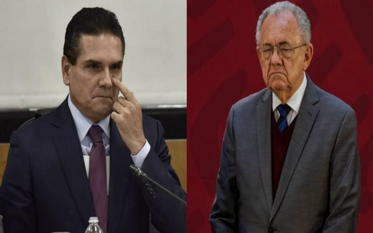 Guerra de declaraciones entre Aureoles y Espriú por bloqueos de la CNTE