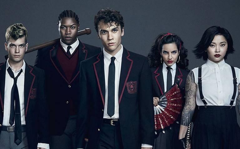 Deadly Class, la escuela de asesinos se estrena hoy en FX