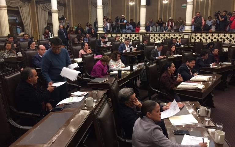 Aprueban diputados convocatoria para nueva elección en Puebla
