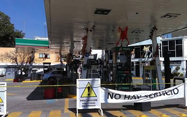 ¿Hay desabasto de gasolina en la CDMX? Esto es lo que sabemos