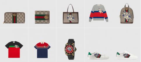 426c02b9b Gucci sorprende con su nueva colección inspirada en el cuento de Los Tres  Cerditos