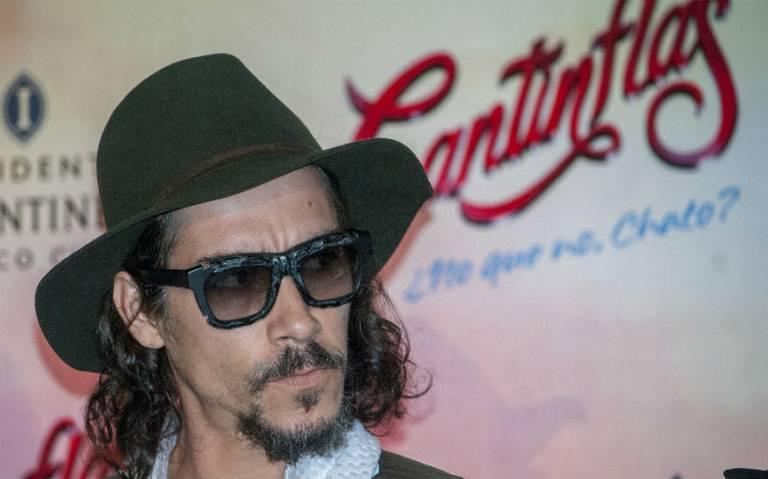 De villano a villano, Óscar Jaenada será Hernán Cortés en serie