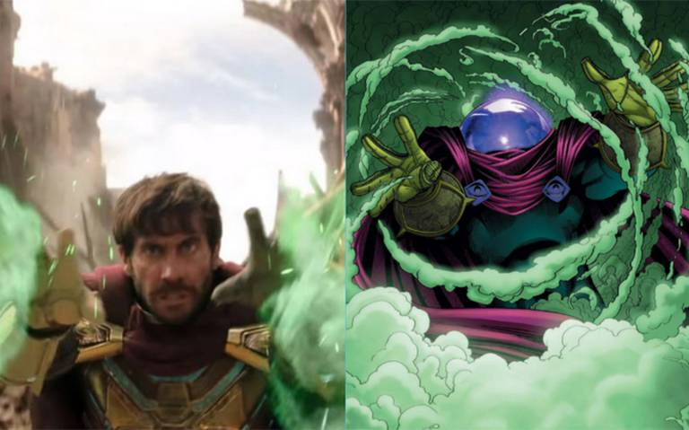 Jake Gyllenhaal se estrena como Mysterio: conoce todo sobre el nuevo villano de Spider-Man