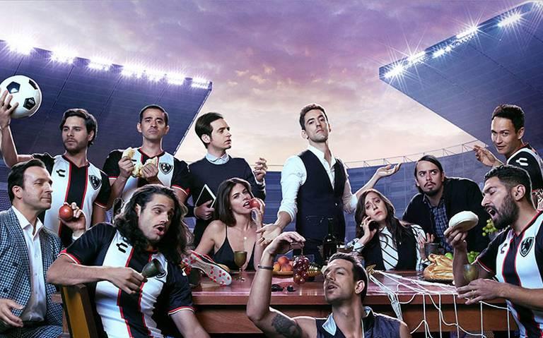 Club de Cuervos, punta de lanza para la televisión hecha en México: Luis Gerardo Méndez