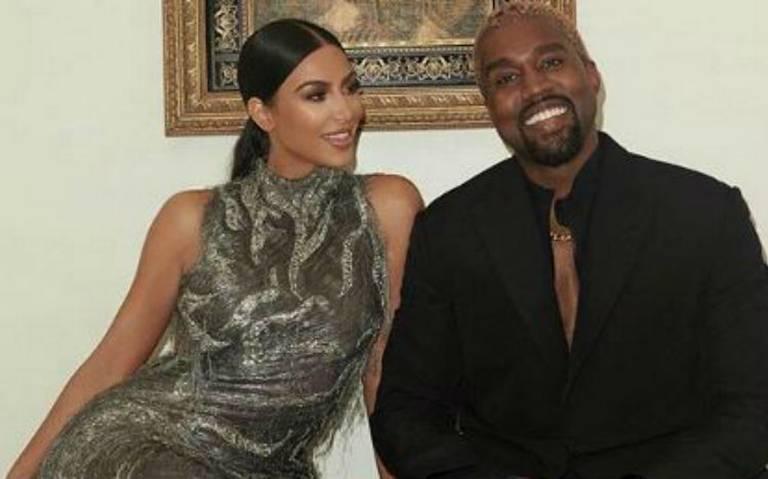 """Kim Kardashian """"espera"""" su cuarto hijo, el segundo por gestación subrogada"""