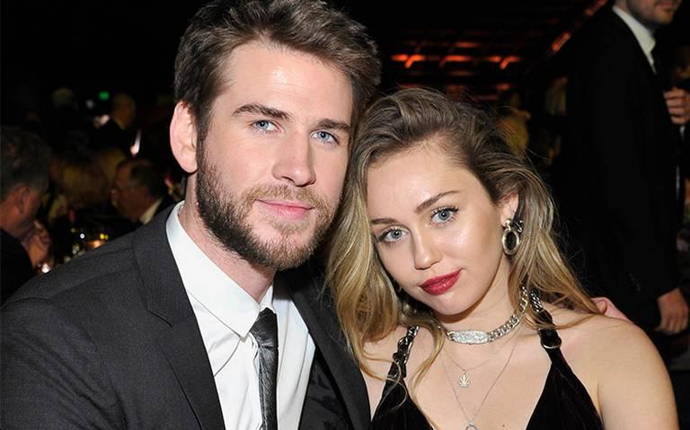 """Por primera vez en público Liam le dice """"esposa"""" a Miley y ¡su reacción fue lo mejor!"""