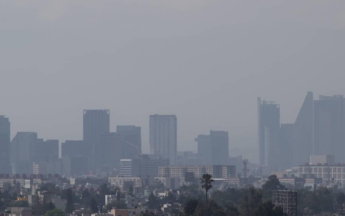 Por contaminación activan Fase I de Contingencia Ambiental en Valle de México