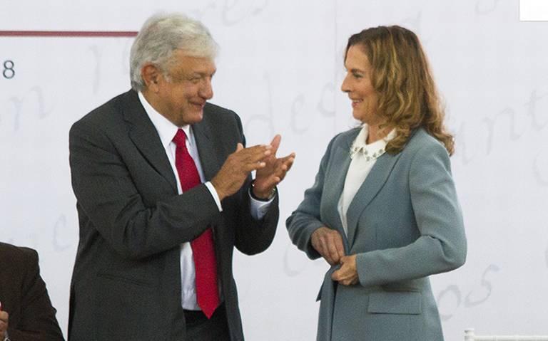 Beatriz Gutiérrez y su campaña paralela en 2018 para acercar a AMLO con la cúpula católica