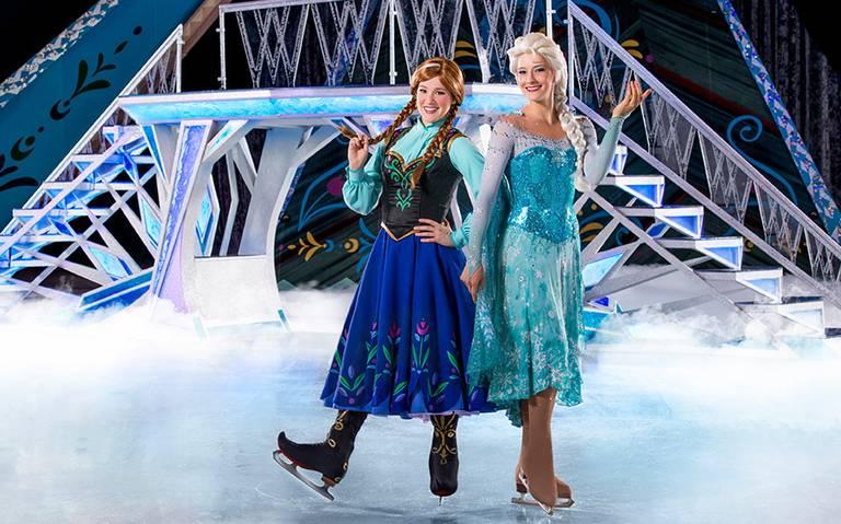 Llega a México el espectáculo Disney On Ice: Frozen
