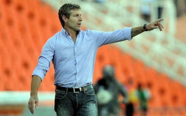 Martín Palermo, nuevo técnico del Pachuca