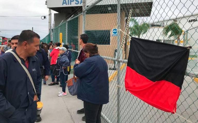 Se van a huelga 55 mil trabajadores de maquiladoras en Matamoros