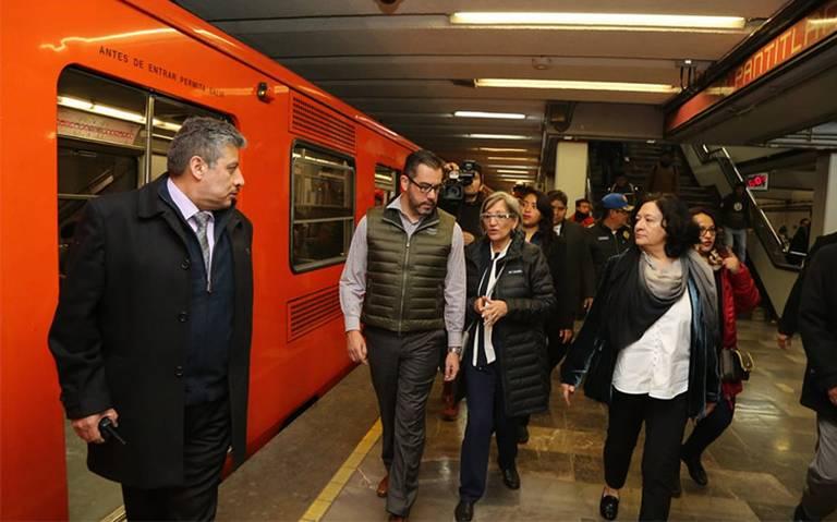 Tras reportes de intentos de secuestro, funcionarios supervisan vigilancia en el Metro