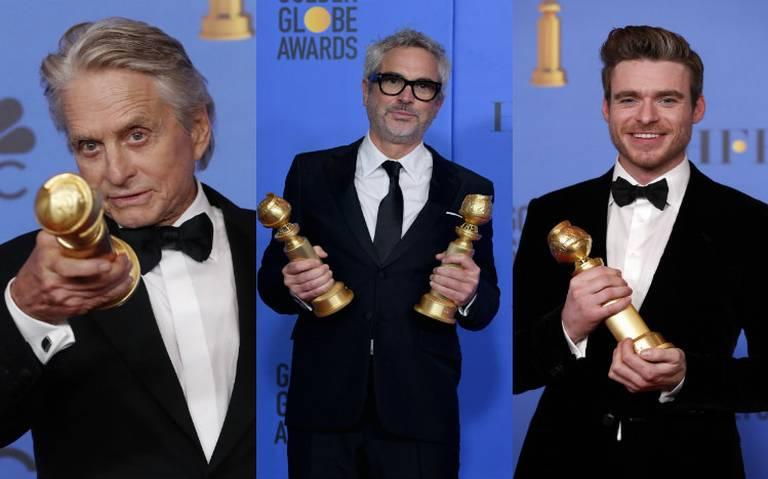 Netflix se impone con Roma y The Kominsky Method en los Globos de Oro