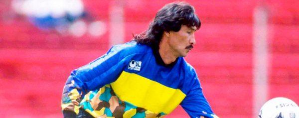 Fallece el ex portero Pablo Larios Iwasaki
