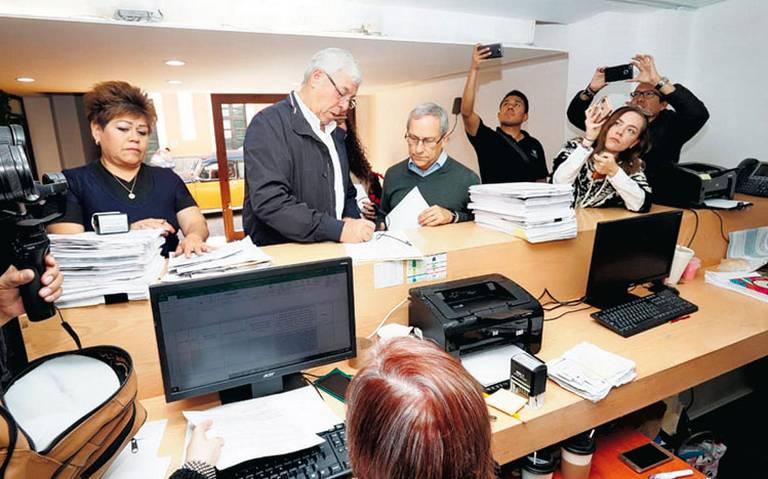 Ya son 18 los interesados al gobierno interino de Puebla