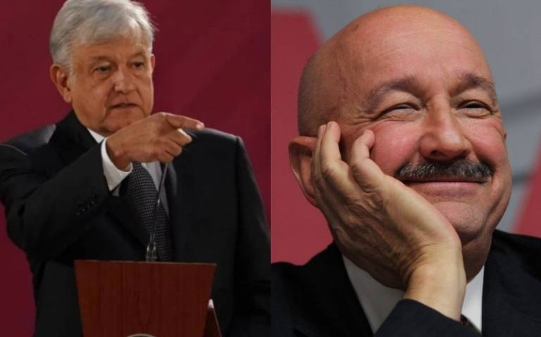 AMLO señala a Carlos Salinas como el padre de la desigualdad moderna