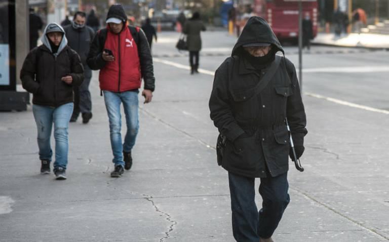 Meteorológico pronostica ambiente frío en el oriente y sureste del país