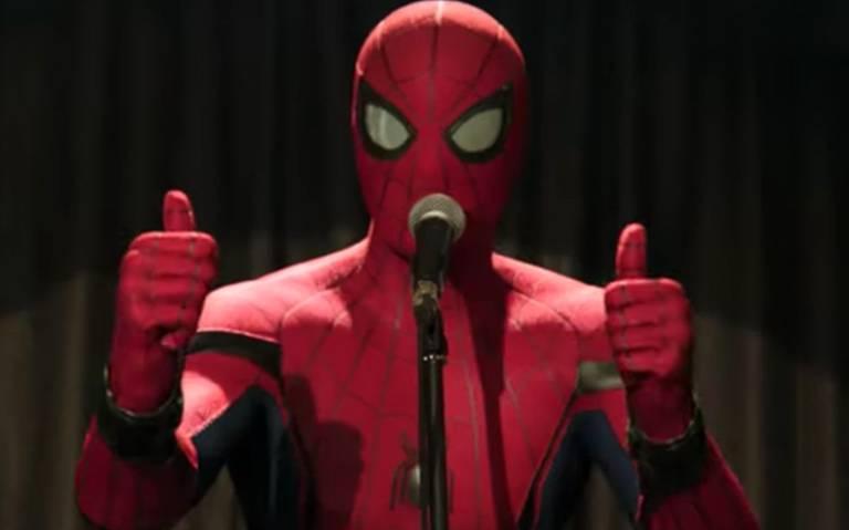 ¡La espera terminó! Aquí el nuevo trailer de Spider-Man: Far From Home