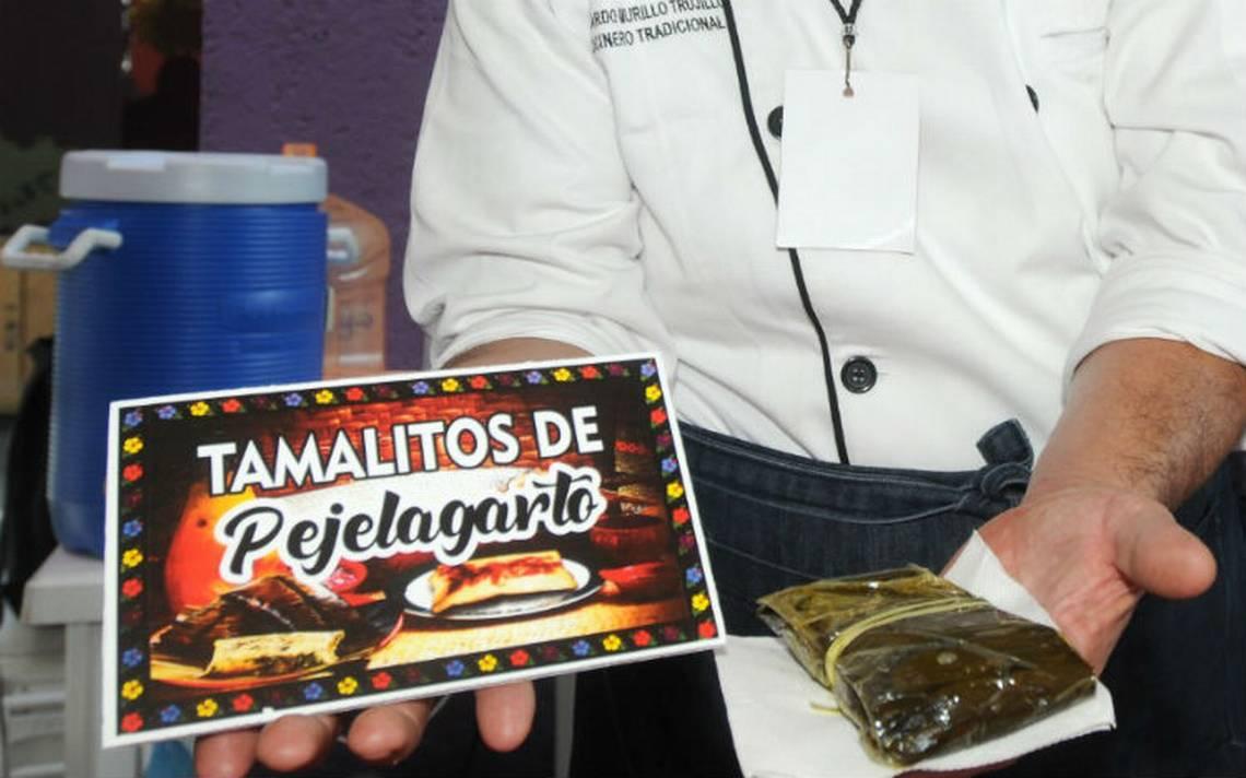 De dulce, de mole y de pejelagarto… Lánzate a la Feria del Tamal en Coyoacán