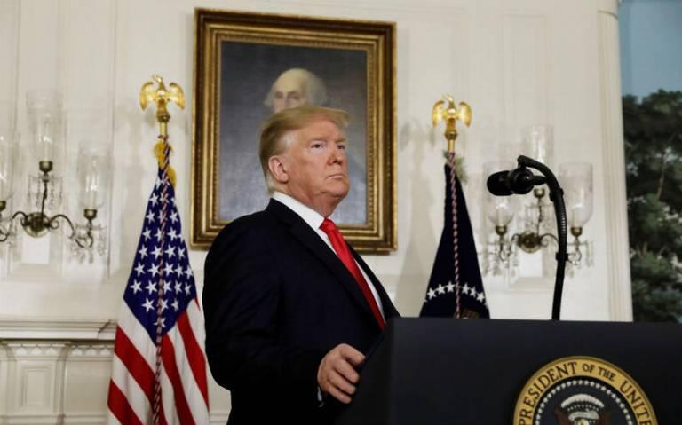 Trump reconoce al opositor Juan Guaidó como presidente interino de Venezuela