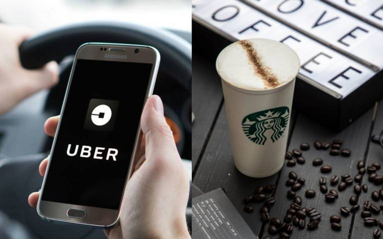 Starbucks se alía con Uber para llevar café a domicilio