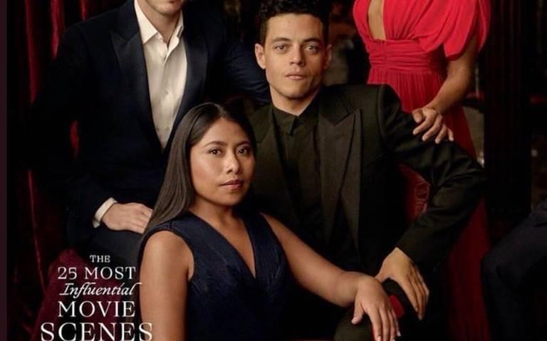 ¡Yalitza Aparicio en portada de Vanity Fair! Posa junto a personalidades de Hollywood