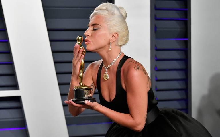 Lady Gaga, la joya que deslumbró a todos en los Oscar