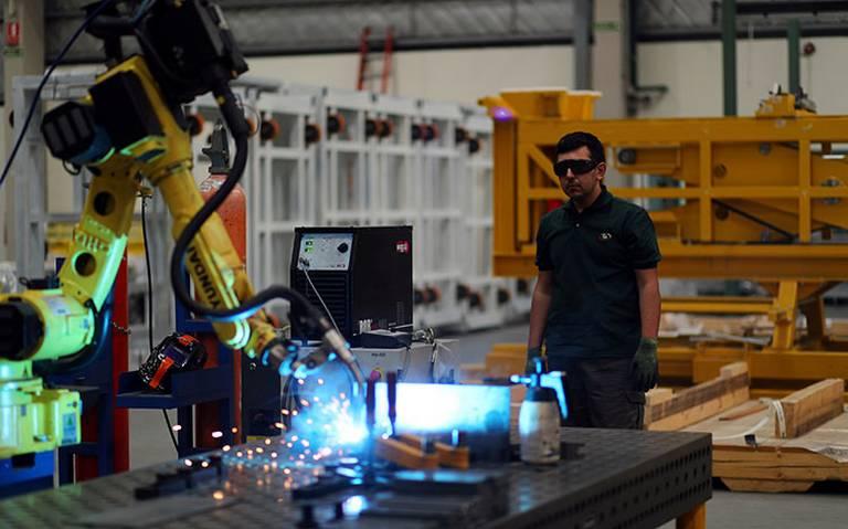 Robots y humanos compartirán empleo
