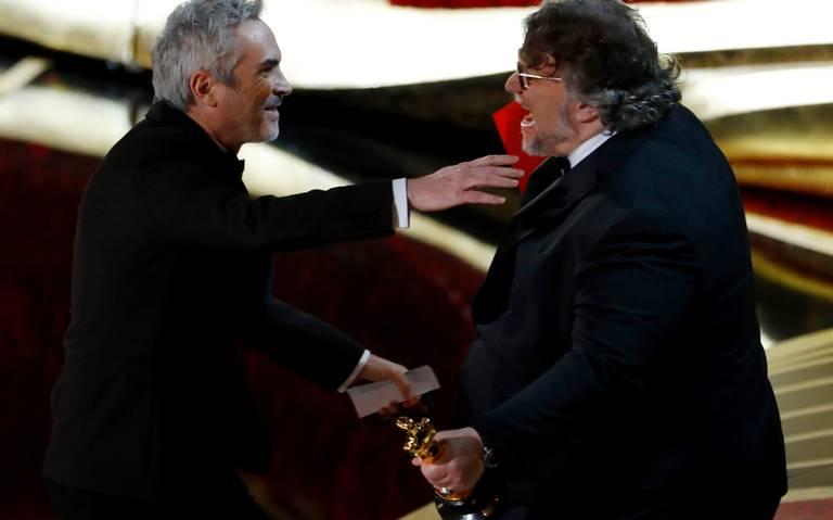 Cuarón ya forma parte de los libros de historia: Guillermo Del Toro