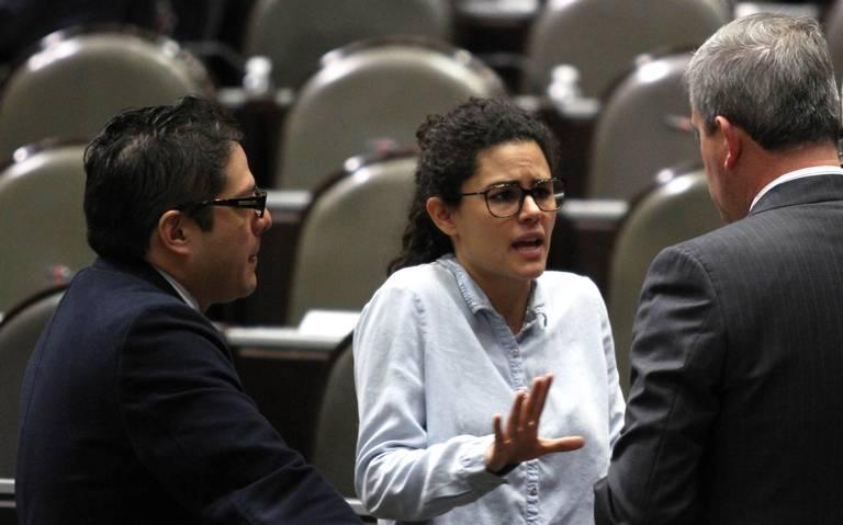 Investigan a Luisa María Alcalde y su papá por conflicto de interés en la STPS