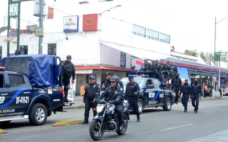 Operan en la capital 12 bandas de narcomenudistas
