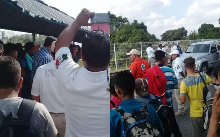 Se disparan peticiones de refugio en México