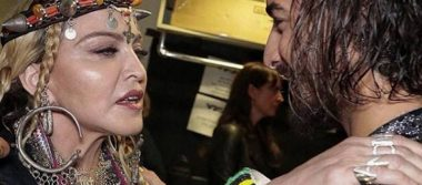 ¿Madonna reguetonera? Filtran reunión de la reina del pop con Maluma
