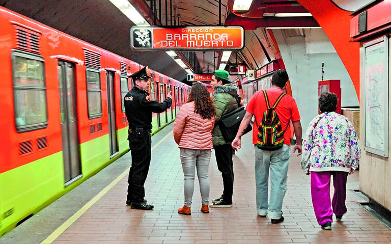 Tras denuncia, víctima de secuestro en el Metro sólo recibe amenazas
