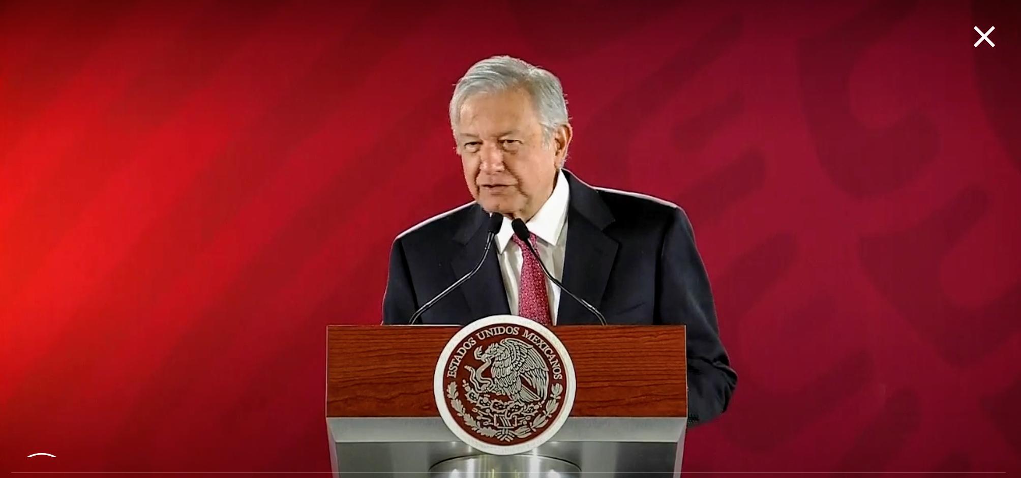 """""""El pueblo se cansa de tanta pinche transa"""", asegura AMLO"""