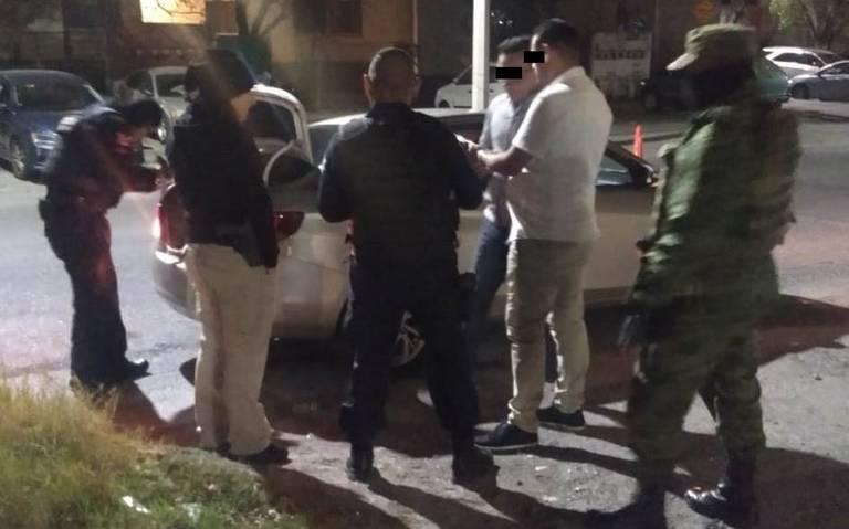 Venezolanos son detenidos en Monterrey con identificaciones falsas