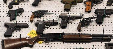 Multa por 3.7 millones de euros a fabricante alemán por venta de armas a México