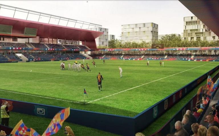 El Barcelona reabre sus escuelas de fútbol en Brasil